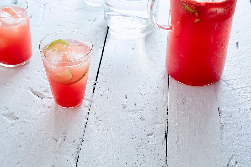 Kristin Donnelly's Watermelon Agua Fresca
