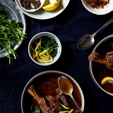 Pakistani Nihari (Slow-Cooked Spiced Lamb Stew)