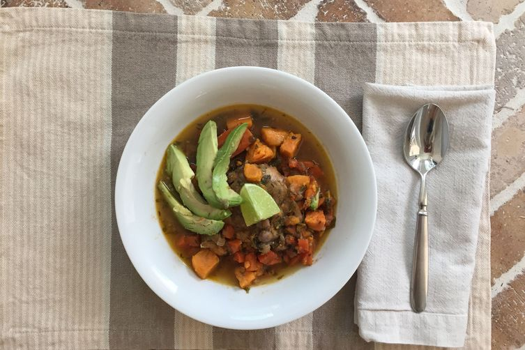 Simple & Savory Sancocho