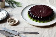 Beet Herb Salad (in Jello Form)