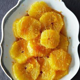 Orange Is the New Dessert