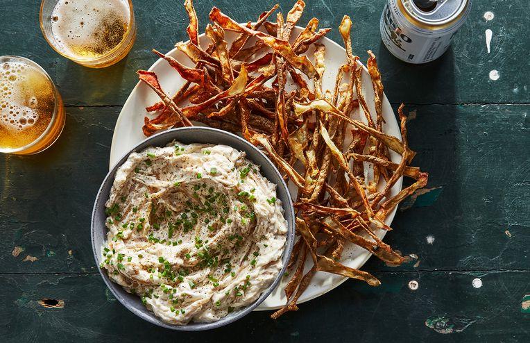 The Best Way to Make Potato Chips Involves Zero Frying