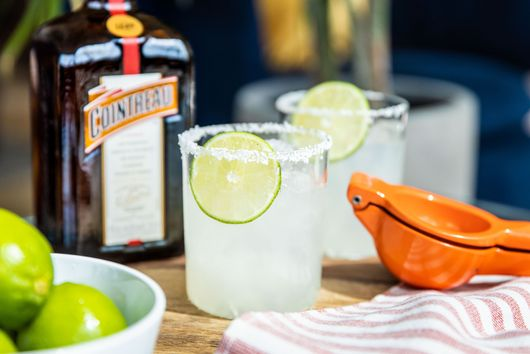 The Original Margarita From Cointreau