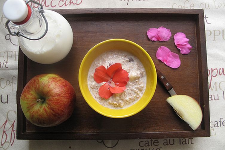 Swiss Bircher, my way