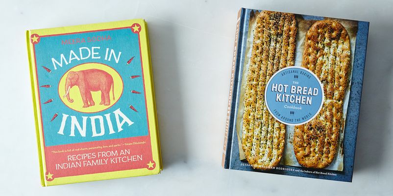 Made in India vs. The Hot Bread Kitchen Cookbook