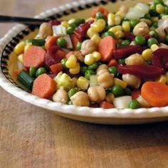 Veggie Confetti Salad