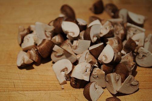 Meg's Marinated Mushrooms