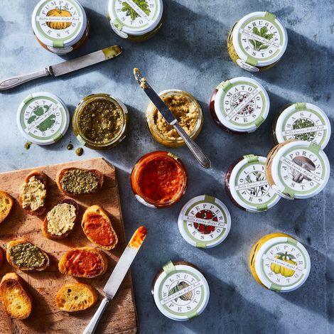 Essential Pesto Tasting Gift Set