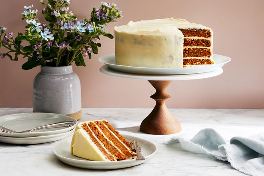 The 4-Layer Carrot Cake That's Remained the Same for Generations