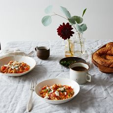 22b265ca 992e 41d9 8aeb 139dab953d88  2016 0818 turkish menemen eggs bobbi lin 3668 1  Surprise! This Supremely Satisfying Pan of Eggs & Tomatoes is *Not* Shakshuka