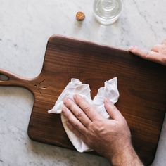 The Best Oils & Techniques for Finishing Wooden Kitchen Tools