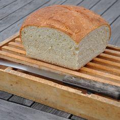 Barley and Wheat Germ Sandwich Bread