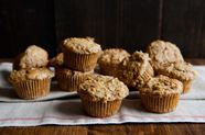 Apple Cheddar Muffins