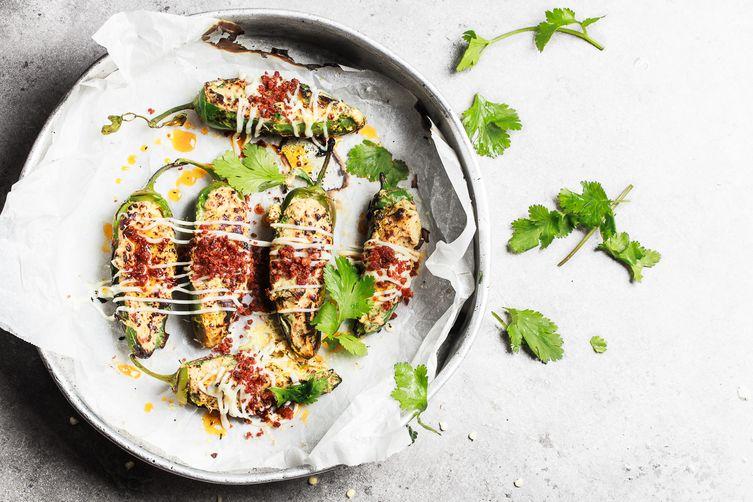STUFFED JALAPEÑO w CHORIZO CRUMBS Recipe on Food52