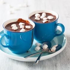 Rich, Creamy Hot Chocolate