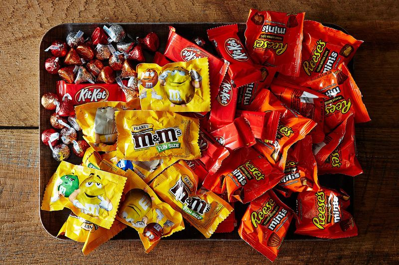 How a Few Professionals Use Up Leftover Candy