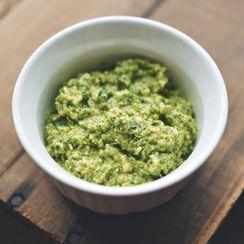 Scallion Green Pesto