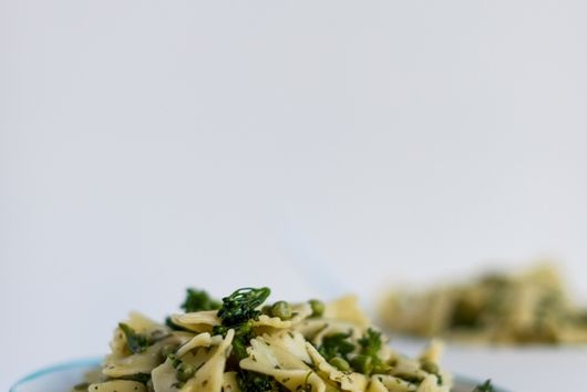 Salsa Verde Pasta Salad