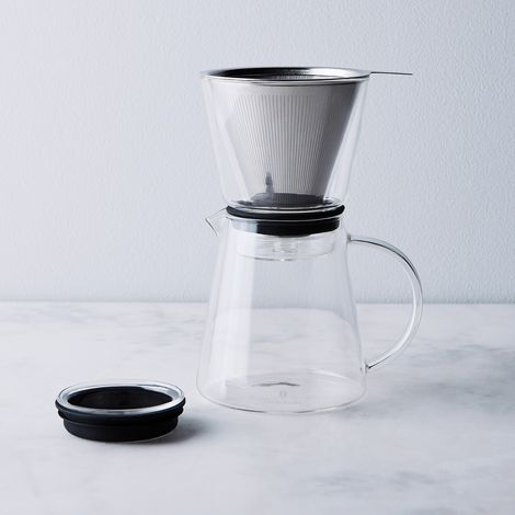 Pour-Over Glass Brewer