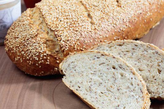 3-Grain Bread - Trekornsbrød