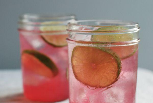Concord Lime Vodka Collins