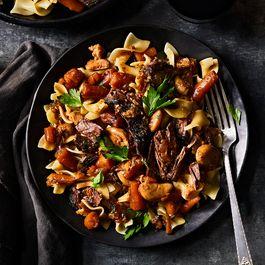 main dish by Donna Dumaine