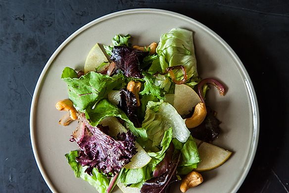 Ginger Miso Salad from Food52