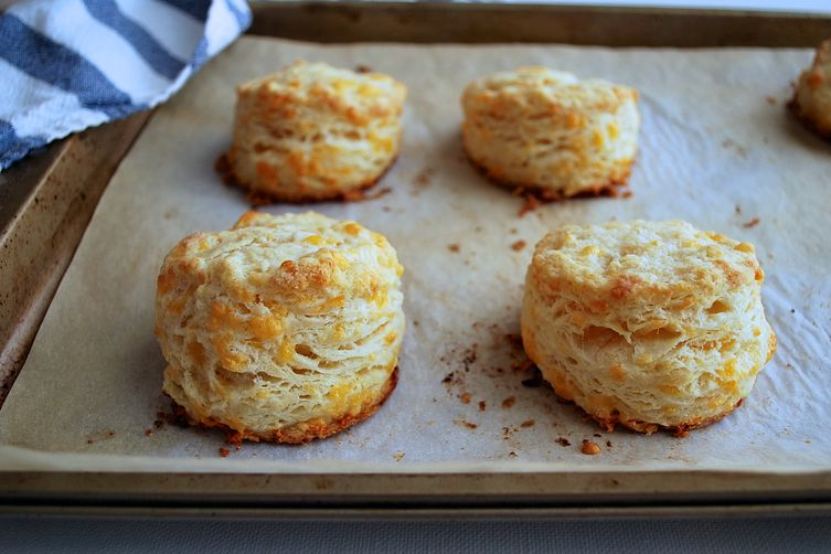 Garlic Cheddar Biscuits Recipe on Food52