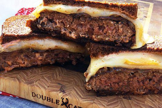 Fullblood Wagyu Beef Patty Melts