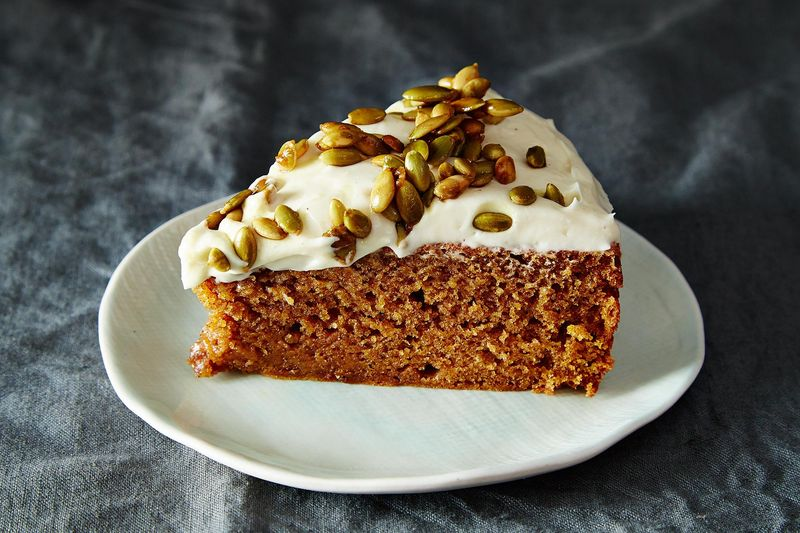 Pumpkin Cake—and Proud of It
