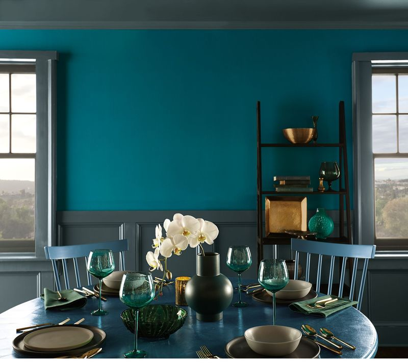 Behr 39 s 2019 color of the year might just be our new favorite - Behr color of the year ...