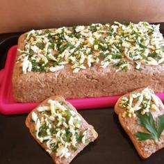 Gourmet Vegetarian Pâté with Walnuts and Quinoa