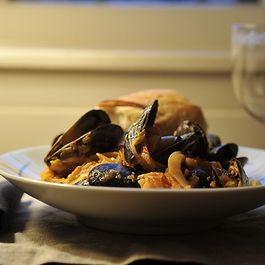 mussels by sharonpatricia