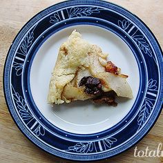 Pear & Bacon Galette