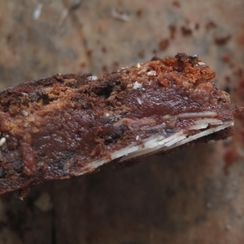 Chia-Thinmint-Fudgy Brownies