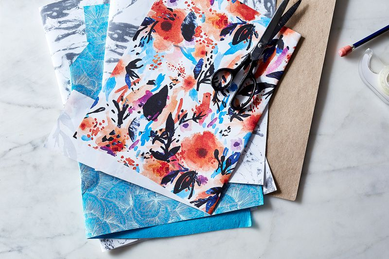 Beautiful paper of your choice.