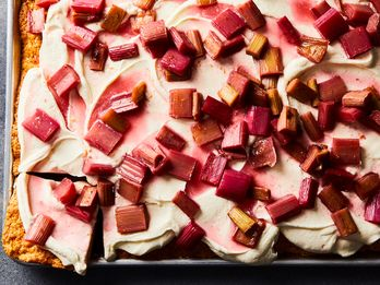 This Sheet Pan Shortcake Is Ridiculously Easy to Slice and Serve