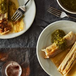 Janet's Mexican Pork Tamales