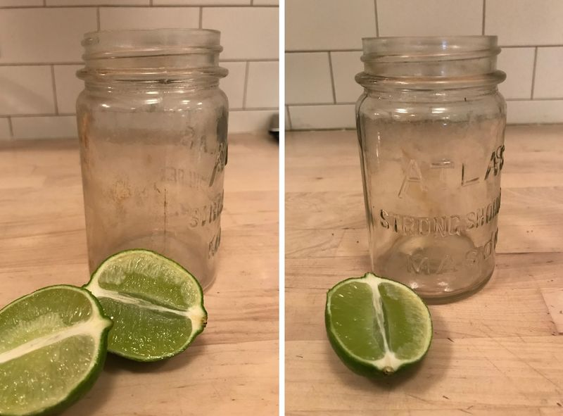 The citrus hack: lime edition.