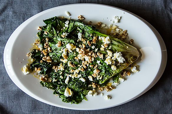 Wilted Escarole recipe from Food52