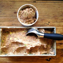 Avocado Chocolate No-Churn Ice Cream