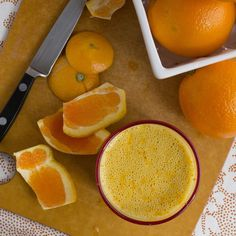 Cara Cara Orange Creamsicle Smoothie