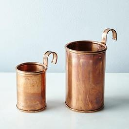 Copper Storage Cup