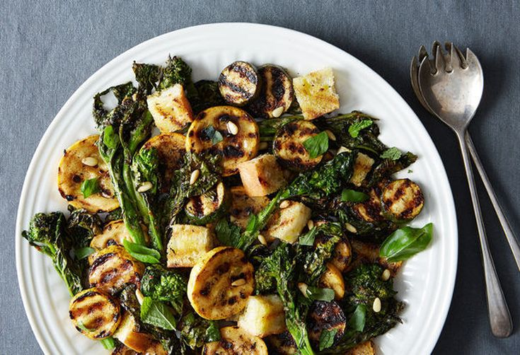 Winner of Your Best Grilled Vegetables Recipe