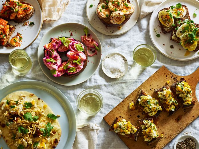 6 Ways to Find Your New Favorite Egg Salad