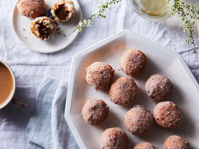 You Need to Try These Deep-Fried Nutella Bites