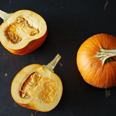 Make a Pumpkin Disappear—Seeds, Skin and All