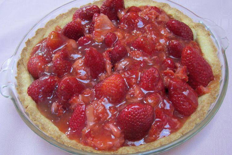 Simply Strawberry Pie