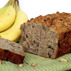 Healthy Vegan Banana Bread