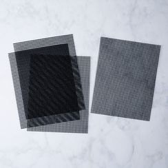 Nonstick Mesh Grilling Sheets (Set of 4)